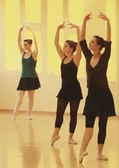 Ballett Workshop mit Marion Jausel